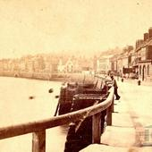 Engeland Pier Road Whitby North Yorkshire  1880